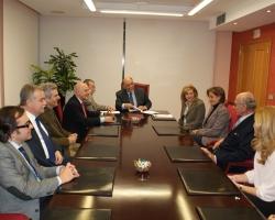 Firma del Convenio de Colaboración entre el Ilustre Colegio de Abogados de Murcia y la Real Academia de Medicina y Cirugía