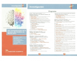 La Real Academia de Medicina y Cirugía de la Región de Murcia, le invita a los actos conmemorativos de la XIV Semana Mundial del Cerebro (13 al 17 de marzo de 2017))