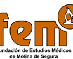 LA REAL ACADEMIA DE MEDICINA Y CIRUGÍA DE LA REGIÓN DE MURCIA Tiene el honor de invitarle a la Sesión extraordinaria y solemne en la que se hará entrega de la Medalla de Oro a la Fundación de Estudios médicos de Molina de Segura