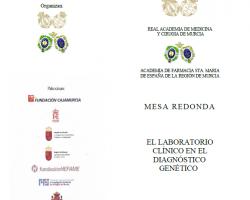 Mesa Redonda - EL LABORATORIO CLÍNICO EN EL DIAGNÓSTICO GENÉTICO